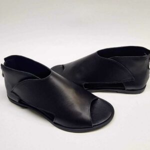 Sandały Ava Black